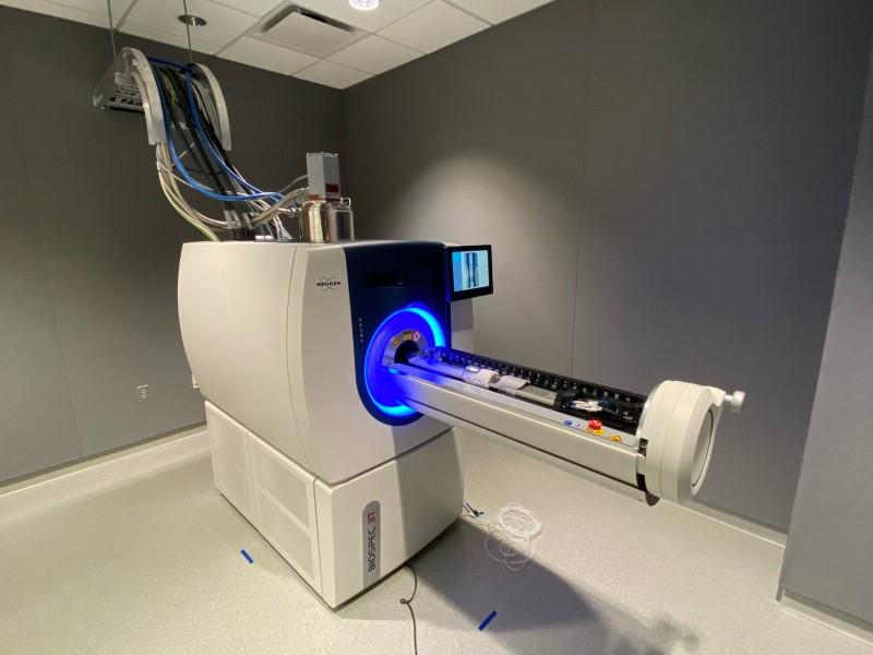 BRUKER BIOSPEC 3T MRI
